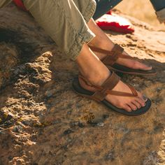 Introducing the Maya--Chaco Women's Leather Sandals