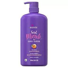 Aussie Paraben-Free Miracle Moist Conditioner w/ Avocado & Jojoba for Dry Hair - fl oz Aussie Miracle Moist Conditioner, Aussie Conditioner, Aussie Hair Products, Beauty Products, Free Products, Skin Products, Best Dry Shampoo, Hydrate Hair, Herbal Essences