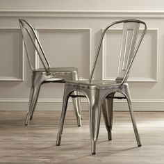 FREE SHIPPING! Shop Wayfair for Trent Austin Design Durango Café Side Chair - Great Deals on all Furniture products with the best selection to choose from!