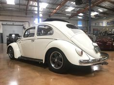 1956 VW Oval Ragtop For Sale @ Oldbug.com