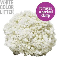 This kitty litter is made with 100% natural ingredients and offers instant, solid clumping that fully absorbs moisture, making scooping downright easy! And since it eliminates odors the natural way, with no chemicals or artificial additives, you can start breathing a little easier too. Best of all, it's biodegradable and made with eco friendly plant-based grains.   Garfield Cat Litter Ultimate Clump Flushable Cat Litter  Affiliate.   Chewy.com