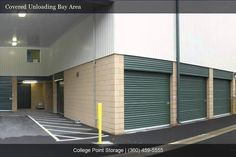 Take A Video Tour Of Our Storage Facility, College Point Storage, In Lacey,