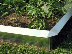 IRKA Gartenprodukte - Schneckenzaun Typ 2