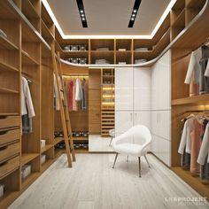 Finde moderne Ankleidezimmer Designs: Wohnzimmer, Küche, Schlafzimmer, Bad; Garderobe, Swimmingpool, Sauna - nicht nur die Aussicht ist fantastisch... . Entdecke die schönsten Bilder zur Inspiration für die Gestaltung deines Traumhauses.