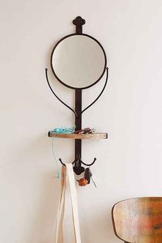 Plum & Bow Wire Mirror Shelf - Urban Outfitters