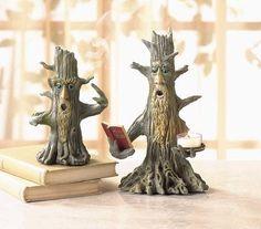 Tree Man Incense Burner - Givetu