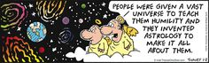 Frank and Ernest by Thaves for Jan 2, 2018 | Read Comic Strips at GoComics.com Biblical Hebrew, Read Comics, Humility, Funny Cartoons, Comic Strips, Teaching, Humor, Fictional Characters, Comic Books