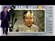 Karel Gott, Rest In Peace, Beatles, 3d, Rose, Youtube, Birthday, Musik, Pink