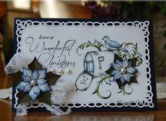 Heartfelt Creations   Wonderful Christmas Mail