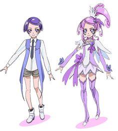 Makoto Kenzaki aka Cure Sword <3