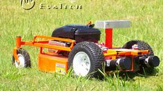 Evatech is now presenting the Hybrid GOAT ROBOT, engineered for slope mowing. In addition, Evatech, Inc. has other residential more affordable units like the Hybrid RCLM B, E and S class that one can control and enjoy Walk Behind Lawn Mower, Live Wire, Smart Home Automation, Arduino Projects, Go Kart, Diy Tools, Control, Outdoor Gardens, Outdoor Power Equipment