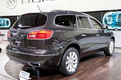 when will the 2015 buick enclave come out
