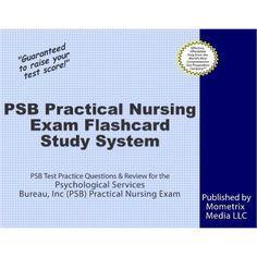 PSB Practical Nursing Exam Secrets Study Guide PSB Test