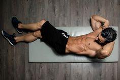 Os quatro melhores exercícios para definir os abdominais Muscular, Fitness, Sumo, Wrestling, Sports, Belly Exercises, Lower Backs, Wood Trunk, Lucha Libre