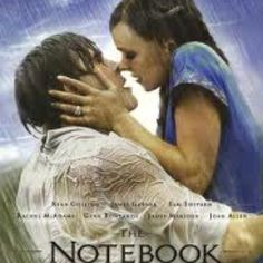 The notebook. If you havent seen this. Put your electronic down. And go watch it.