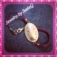 Charm bracelet #charm #jewelry #jewelrybysusieq #handmade