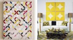 painted chip wall ideas - Google Search