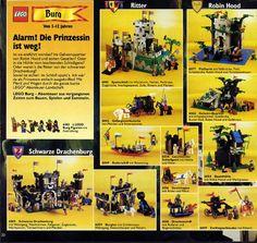 Lego Castle 1991 set