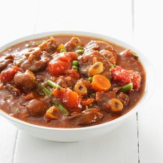 A good stew always tastes better the next day and this simple version, based on a traditional bredie, is no exception.