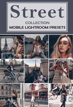 3 Lightroom Presets - Street - outdoor presets for city City Photography, Portrait Photography, Photography Hacks, Photography Filters, Professional Lightroom Presets, Lightroom Tutorial, Photography For Beginners, Saturated Color, Urban Fashion