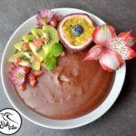 Schoko-Hafer Pudding (glutenfrei, milchfreie, sojafrei, vegan) Pudding, Izu, Vegan, Tacos, Paleo, Ethnic Recipes, Food, Glutenfree, Dessert Ideas
