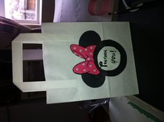 Minnie party bags