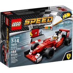Lego -Scudería Ferrari - SF16 - H - Lego - Sets de Construcción - Sets de Construcción JulioCepeda.com