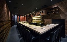 Shuko offers daily tasting menus from Chefs Nick Kim and Jimmy Lau based on traditional Japanese flavors and techniques from the kitchen and sushi bar.