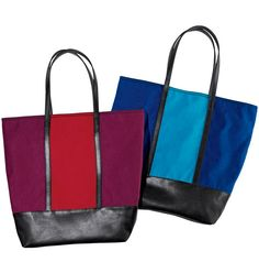 Colorblock Totebag  Reg. $24.99 Sale $14.99 Intro Special - SAVE 40%!  Central Floridians: Message me to place your orders! Orders are due on 9/4 Everyone else can place their orders on my site. Remember, orders over $30 receive FREE SHIPPING! http://youravon.com/tdbowman