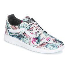 chaussure vans femme a fleur