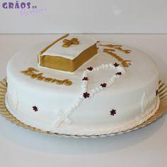 bolos decorados 1 comunhao - Pesquisa do Google