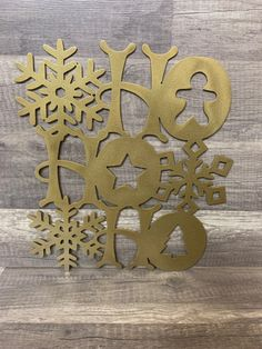 Metal Christmas Decor Sign on Mercari Plasma Cutter Art, Cnc Projects, Plasma Cutting, Scroll Saw, Metal Signs, Metal Art, Snowflakes, Christmas Decorations, Color