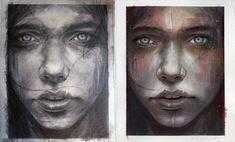 Michael Shapcott - Pencil to Paint - Siena