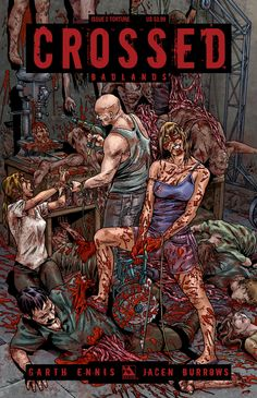 135 best crossed comics images horror comics crossed comics horror