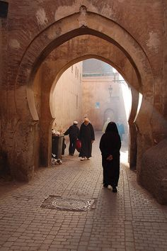 In Morocco it was the souk (inner city).alleys of mystery that captivated my imagination. I wanted days maybe more to wander in each of them. Agadir, Naher Osten, Africa Destinations, Marrakech Morocco, Islamic Architecture, North Africa, Far Away, Casablanca, Mystery