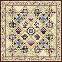 Mill Works- Common Threads Quilting- Waxahachie TEXAS