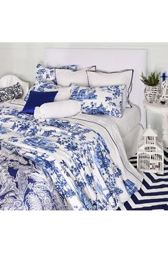 Sleep in a Beautifully Decorated Bed