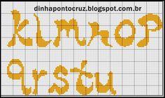 Bom dia fadinhas!  Sexta feira postei meu primeiro monograma feito com uma fonte criada por mim, que aprendi graças a minha amiga Carina Ca...