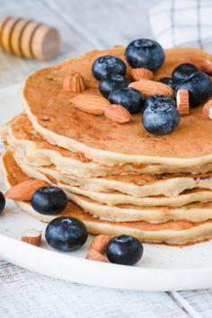 Low-Carb-Pfannkuchen: Rezept mit Mandelmehl