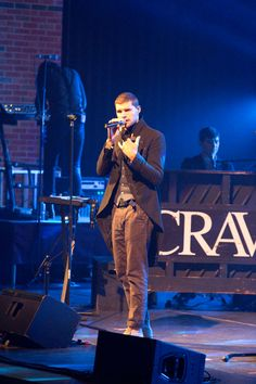 Joel Smallbone from for KING & COUNTRY performing on the K-LOVE Christmas Tour in Indianapolis. #KLOVEChristmas #KLOVEIndy