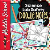 SCIENCE LAB SAFETY SCIENCE DOODLE NOTES, INTERACTIVE NOTEBOOK, ANCHOR CHART Science Lab Safety, Magic Doodle, Science Doodles, Note Doodles, Teacher Pay Teachers, Teacher Stuff, Interactive Notebooks, Graphic Organizers, Life Science