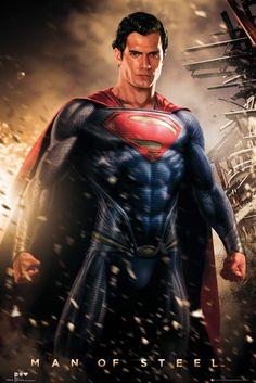 Nuevas Impresiones fotográficas de Man Of Steel con Henry Cavill, Michael Shannon y Antje Traue | ElBlogDeAlex