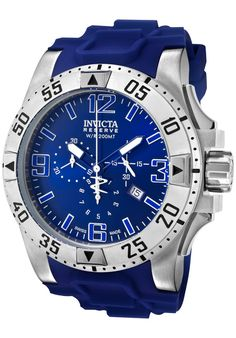 Price:$250.00 #watches Invicta 1413, Look stylish in watches by Invicta.