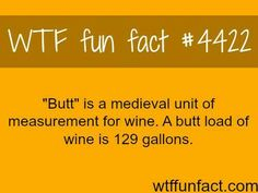 For all you winos out there. Now you know...Haha