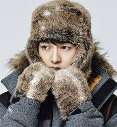 SONG JOONG KI FOR THE NORTH FACE F/W 2013 CAMPAIGN ♡ #Kdrama