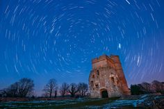 Castle & Stars