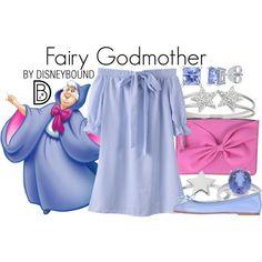 Disney Bound - Fairy Godmother