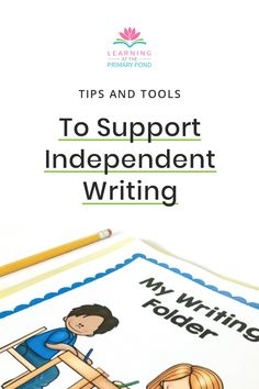 Download these free printable tools for your own K-2 students and help them become more independent, too. Writing Mini Lessons, Book Writing Tips, Pre Writing, Writing Workshop, Writing Resources, Writing Ideas, Writing Skills, Teaching Resources, Kindergarten Writing