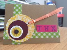 Washi tape scraps gift tags cards DIY