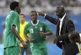 Nigeria football 'as man' experiences joy, sorrow same time